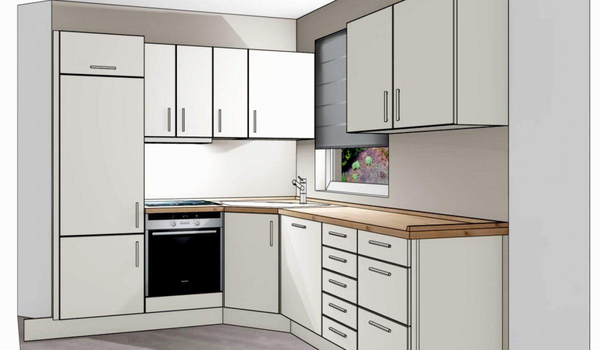 Geplante Küche für 2022